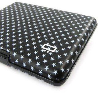 Aluminum wallet Ögon Designs stars. Shoes