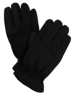 Isotoner Mens Waterproof Winter Gloves with Ultra Dry