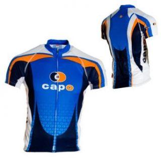 Capo Potenza Cycling Jersey   Mens Clothing