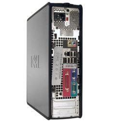 Dell Optiplex 745 Core 2 Duo 1.8GHz 80GB SFF Desktop (Refurbished