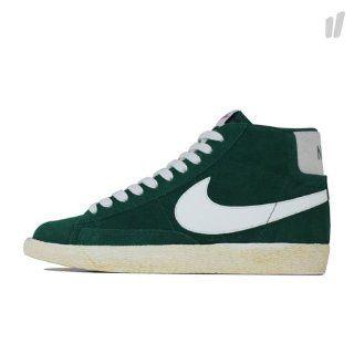 Nike Blazer High Vintage, Gorge Green/Sail Uk Size 11 Shoes