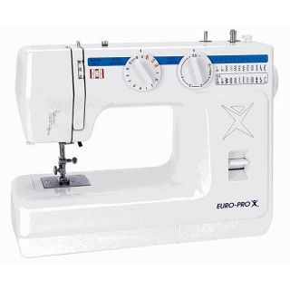 Euro Pro 50 Stitch Electronic Sewing Machine
