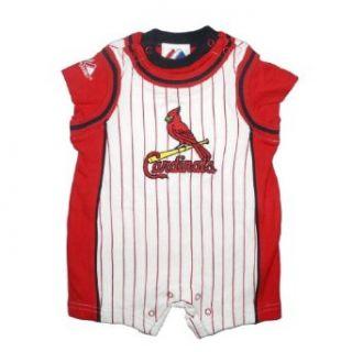 MLB St. Louis Cardinals Baby / Infant One Piece Bodysuit