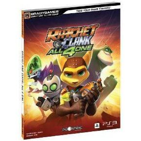 RATCHET & CLANK ALL 4 ONE SIGNATURE SERIES GUIDE   Achat / Vente
