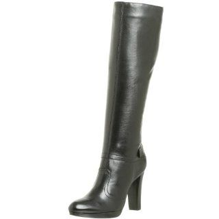 Jessica Simpson Womens Gafna Boot,Black,5 M Shoes