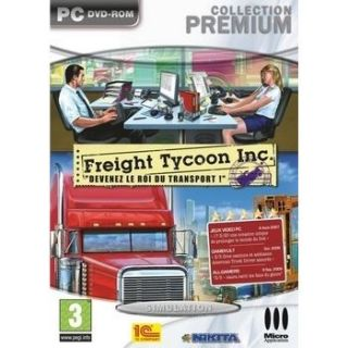 FREIGHT TYCOON / Jeu PC en PC pas cher