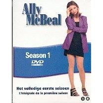 ALLY MCBEAL saison 1 6 DVD, digipack en DVD SERIE TV pas cher