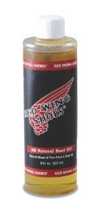 Red Wing All Natural Boot Oil 95132 Shoes