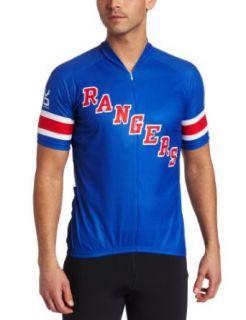 NHL New York Rangers Mens Cycling Jersey Sports