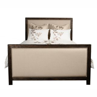 Orient Express Eden Upholstered Queen Bed
