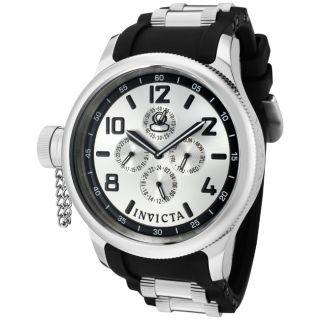 Invicta Mens Russian Diver/Signature Black Watch