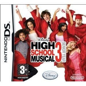 HIGH SCHOOL MUSICAL 3 SENIOR YEAR DS / UK (Import)   Achat / Vente DS