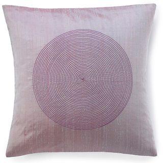 Jiti Pillows Spiral Berry Silk Decorative Pillow Today $60.99