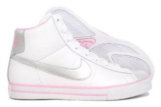 JUNIORS GIRLS NIKE SWEET CLASSIC HIGH (378792 101) Shoes