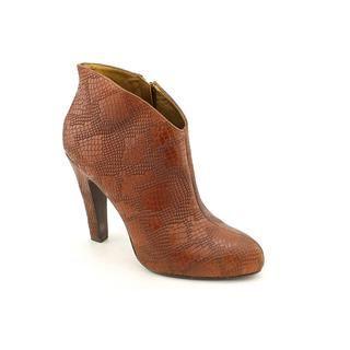 Jessica Simpson Womens Minas Leather Boots