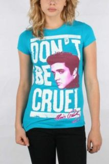 Elvis Presley   Dont Be Cruel Womens T Shirt in