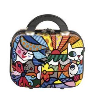 Heys USA Luggage Britto Garden Hardside Beauty Case