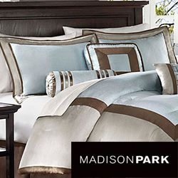 Madison Park Hanover 7 piece Comforter Set Today: $109.99   $119.99 4