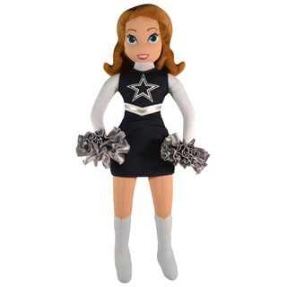 Bleacher Creatures Dallas Cowboys Plush Cheerleader Doll