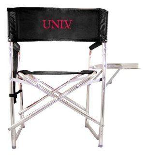 UNLV Runnin Rebels Portable Folding Sports Chair   Red w