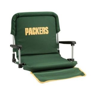 Green Bay Packers Deluxe Stadium Seat