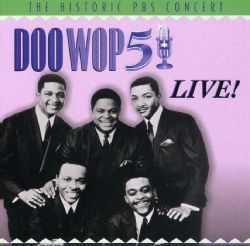 Various Artists   Doo Wop 51 Live