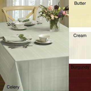 Simplicity 52x52 inch Square Tablecloth