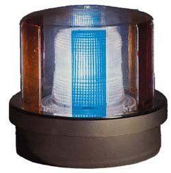 White, Red, Blue Flashes   105 125v AC Voltage Patio, Lawn & Garden