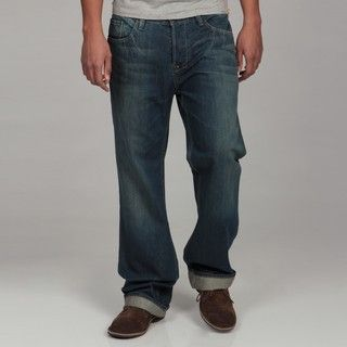 William Rast Mens Wooland Bootcut Jeans