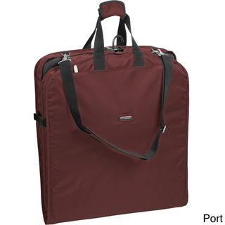WallyBags 52 inch Shoulder Strap Garment Bag