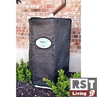 RST Living Red Star Traders Handitank Rain Water Collection System