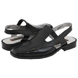 Stacy Adams Rio Vista Black Sandals