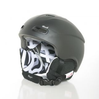Reya Womens Helmet in Black (53 55 cm or 55 57 cm)