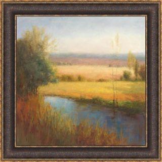 Quan Yong Xu Serenity Marsh I Framed Print