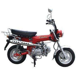DAX 125cc rouge KOR   Achat / Vente MOTO DAX 125cc rouge KOR
