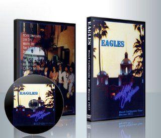 EAGLES Hotel California live in Houston 1977 DVD: Pet