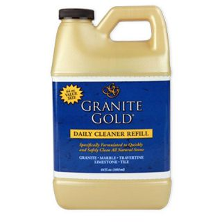 Granite Gold Spray Bottle 64 oz Daily Cleaner (Pack of 2)