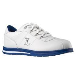 Lugz Mens Zrocs DX Durabrush White/ Night Royal Sneakers