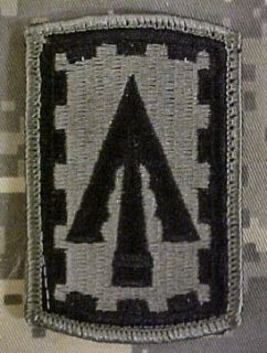 108th ADA (Air Defense Artillery) ACU Patch Clothing