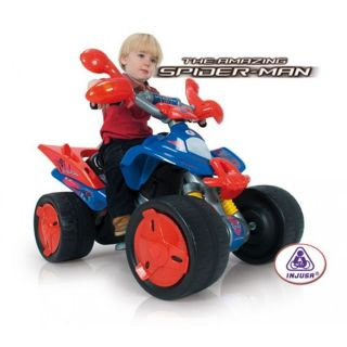 Quad 6V Mantis   Spiderman The Amazing   Achat / Vente VEHICULE ENFANT