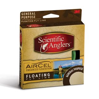 3M Scientific Anglers Air Cel Weighted Forward Green Fly Line