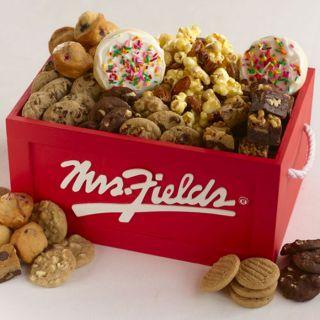 Mrs. FIelds Gift Baskets Buy Chocolate & Food Baskets