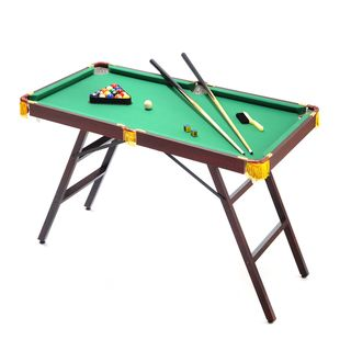 Voit 48 inch Mini Pool Table with Accessories