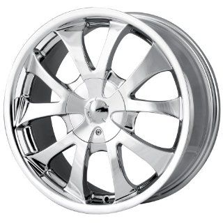 Ion Alloy 121 Chrome Wheel (16x7/8x108mm)    Automotive