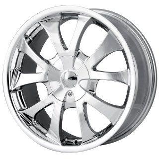 Ion Alloy 121 Chrome Wheel (16x7/8x108mm)    Automotive