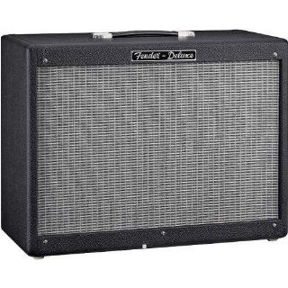 Fender Hot Rod Deluxe 112 40W 1x12 Guitar Cabinet   Black