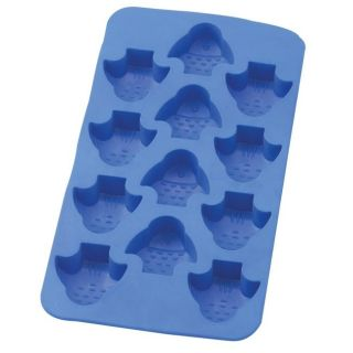 Silicone Fish Ice Cube Tray