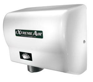eXtremeAir Hand Dryer, EXT2, 110 120 Volt Commercial High Speed Hand