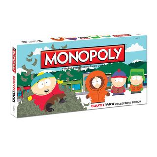 Monopoly South Park Collectors Edition Game