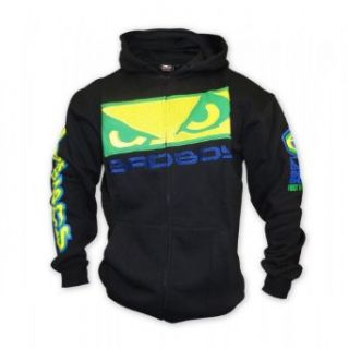 Bad Boy Shogun UFC 113 Walkout Hoodie [Black], Small